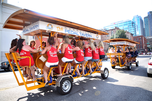 Image result for nashville pedal bar