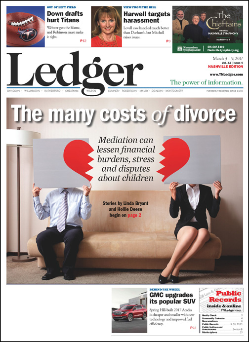The many costs of divorce the nashville ledger when courtenay rogers finalized her divorce in 2011 it was after three long years of working with mediators and attorneys solutioingenieria Choice Image