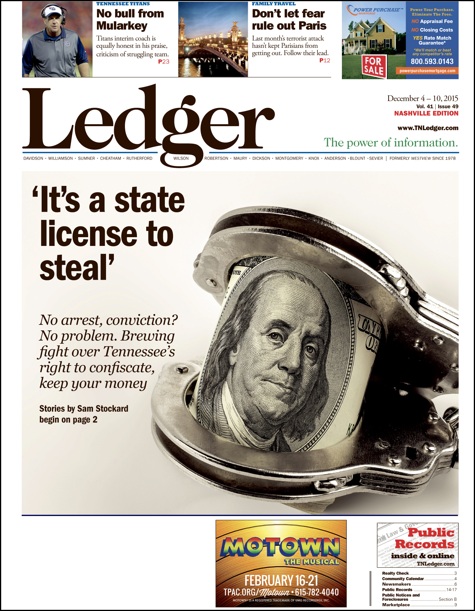 Civil asset forfeiture: 'It's a state license to steal' - The