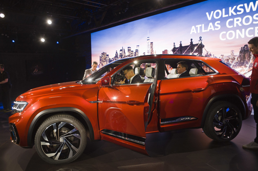 Auto Industry In Crosshairs Of Chinas Retaliatory Plans The - Car show chattanooga 2018