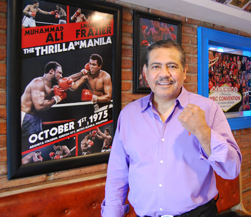 Ex-boxer recalls his fight for American dream - The