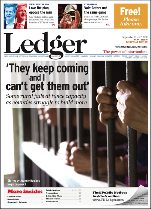 They keep coming and I can't get them out' - TNLedger Knoxville Edition