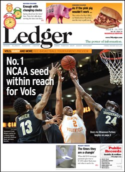 04f190405b6 No. 1 NCAA seed within reach for Vols